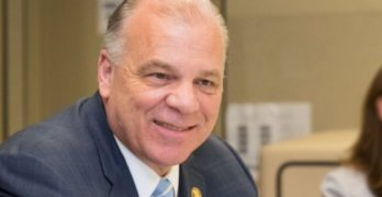 New Jersey Senate President Stephen Sweeney